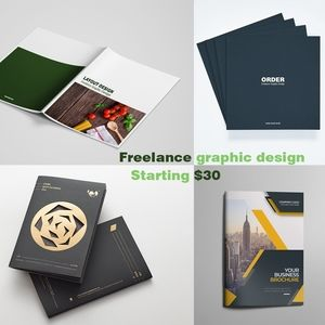 Graphic design products